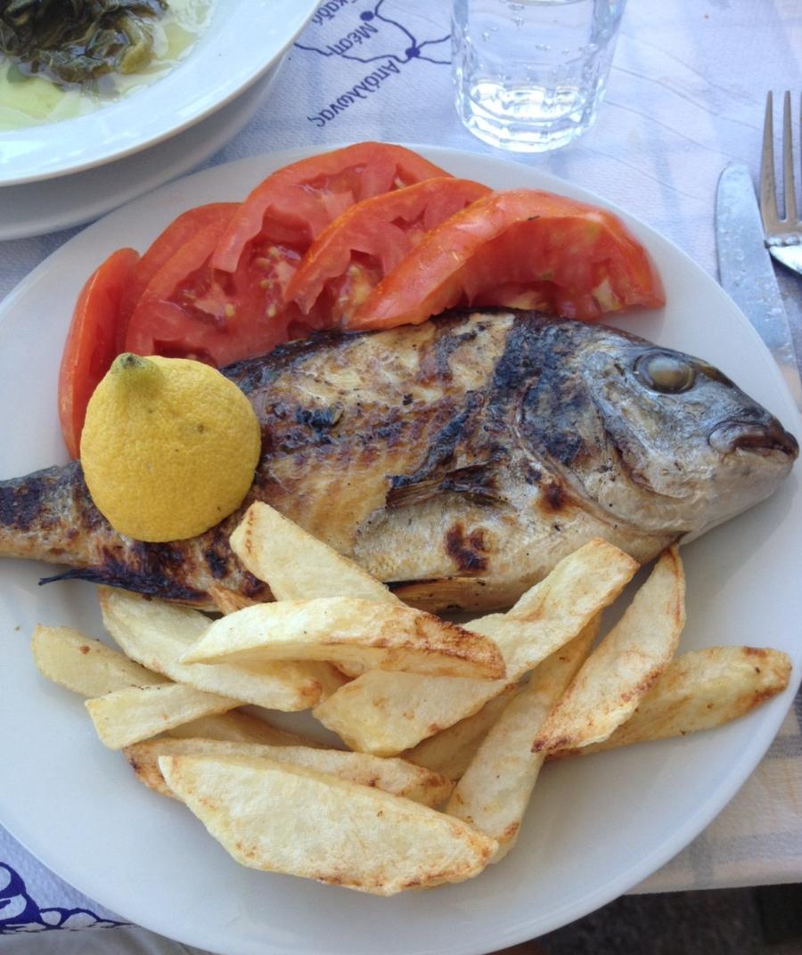 Greekfish